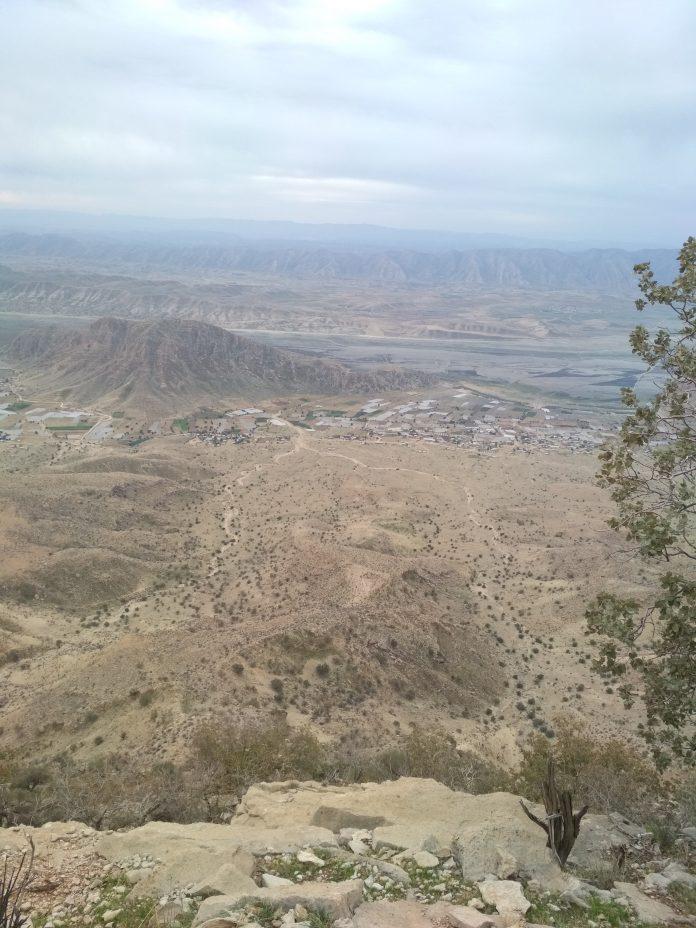 شهرستان کازرون و منابع طبیعی
