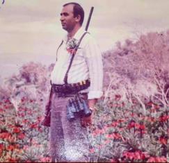 لشکر نوربخش، آموزگار بازنشسته عشایر در بهار سال 68