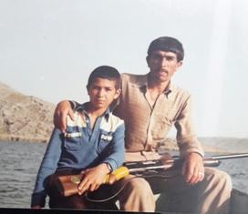 جهانشیر اسدپور و خاطره ای از دقت نظر استاد محمد بهمن بیگی