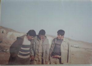 شهید سید عبداله موسوی از رزمندگان شیراز