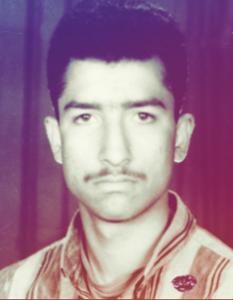 شهید بهادر جهانگیری از رزمندگان طایفه مالکی ، دهستان فامور شهرستان کازرون
